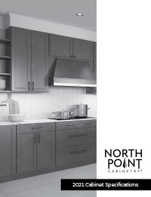 NorthPoint Cabinetry Specifications