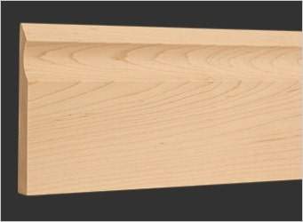 Contemporary Base Moulding