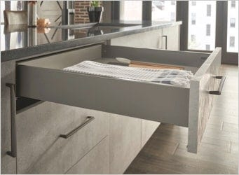 Dura-Close® Metal Drawer Box System